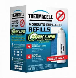 Набор запасной Thermacell Long Life Refill